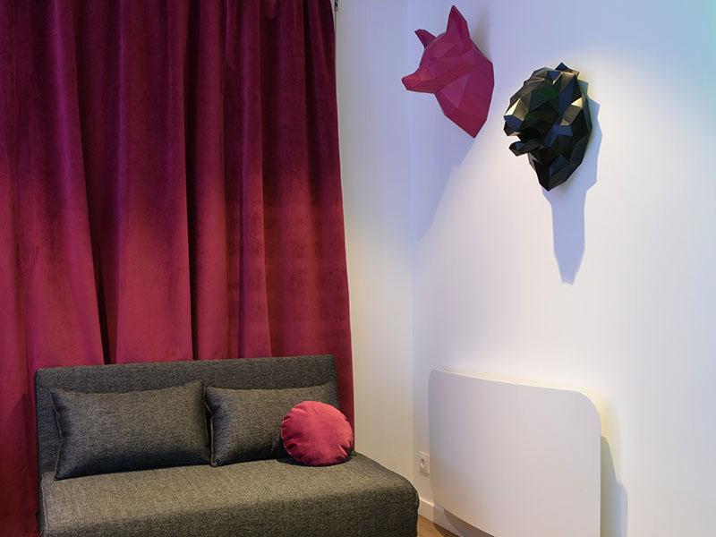 Location appartement calme et romantique Nantes